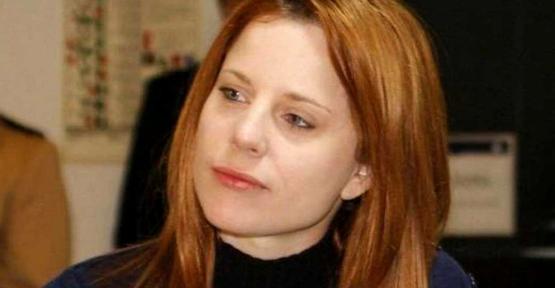 Agustina Kämper no pudo salir del país